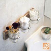 Everbilt 4 in. Stainless-Steel Clamp | Jars, Diy makeup ...