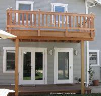 2 Story Deck Designs | Los Angeles Wood Decks & Composite ...