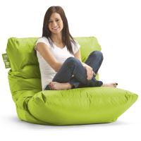 Amazon.com - Big Joe Roma Bean Bag Chair, Spicy Lime ...