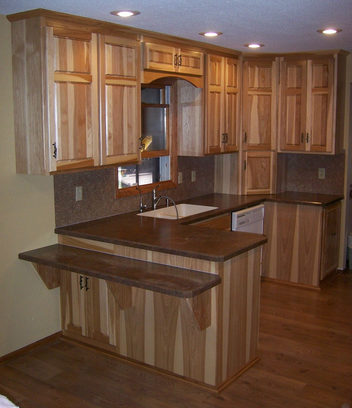 Denver Hickory Kitchen Cabinets Assembled 43hickory 43kitchen 43cabinets Download Hickory