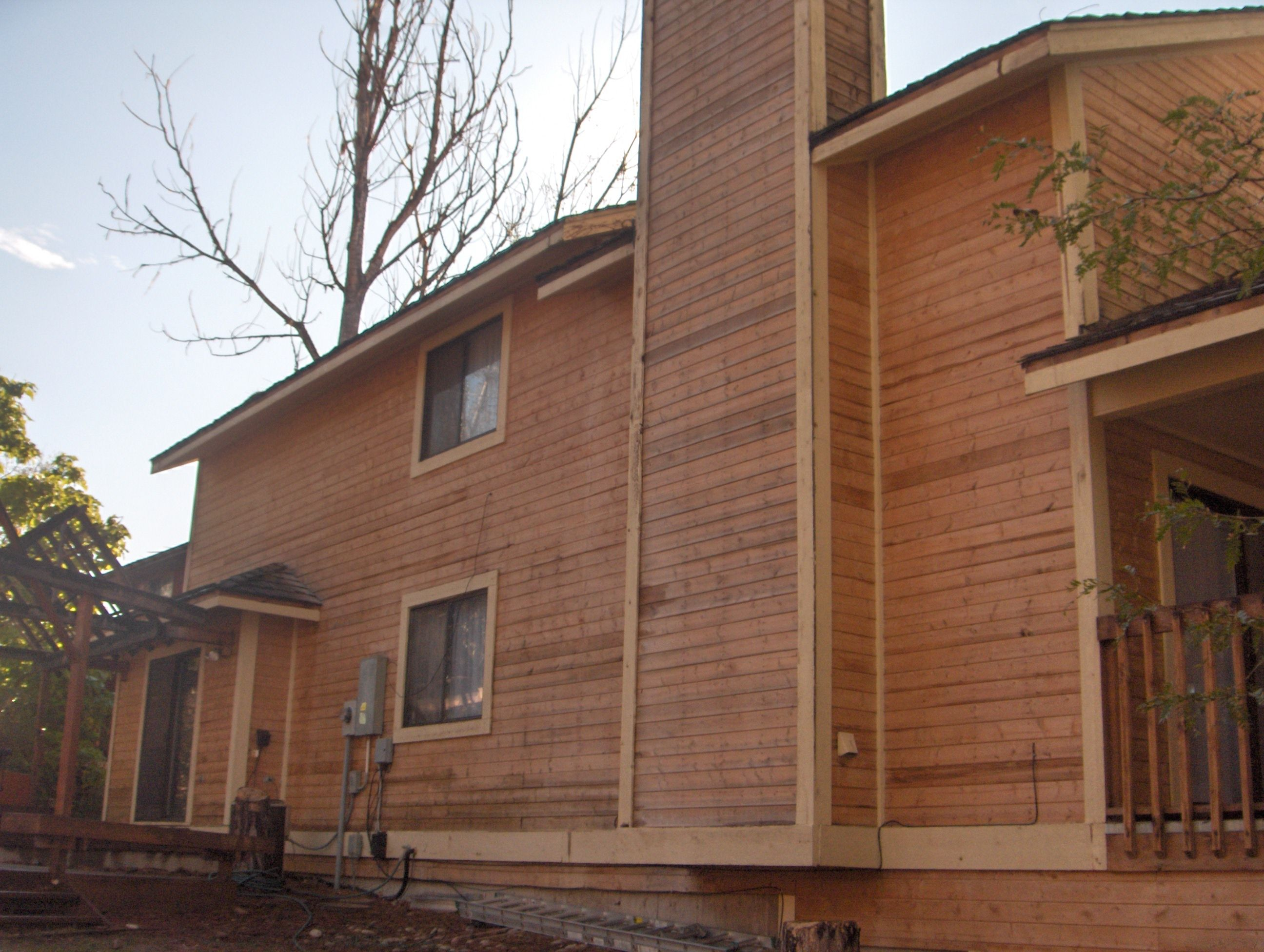 Wood siding best wood cleaner for decks and cedar siding eco paint specialist s