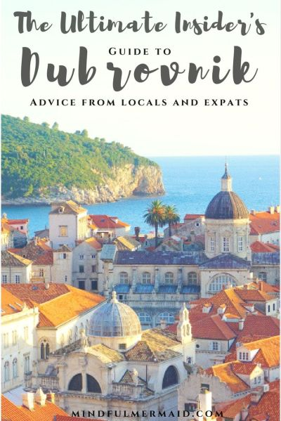 The most comprehensive travel guide to the Dubrovnik area written by locals and expats. Insider ...