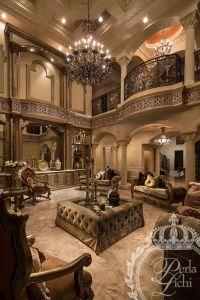 Living Room Space - Perla Lichi Design | Elegant Rooms ...