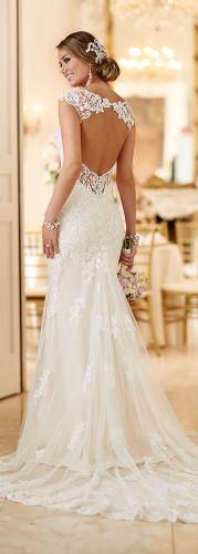 wedding dresse Stella York Spring Bridal Collection Wedding DressesDresses