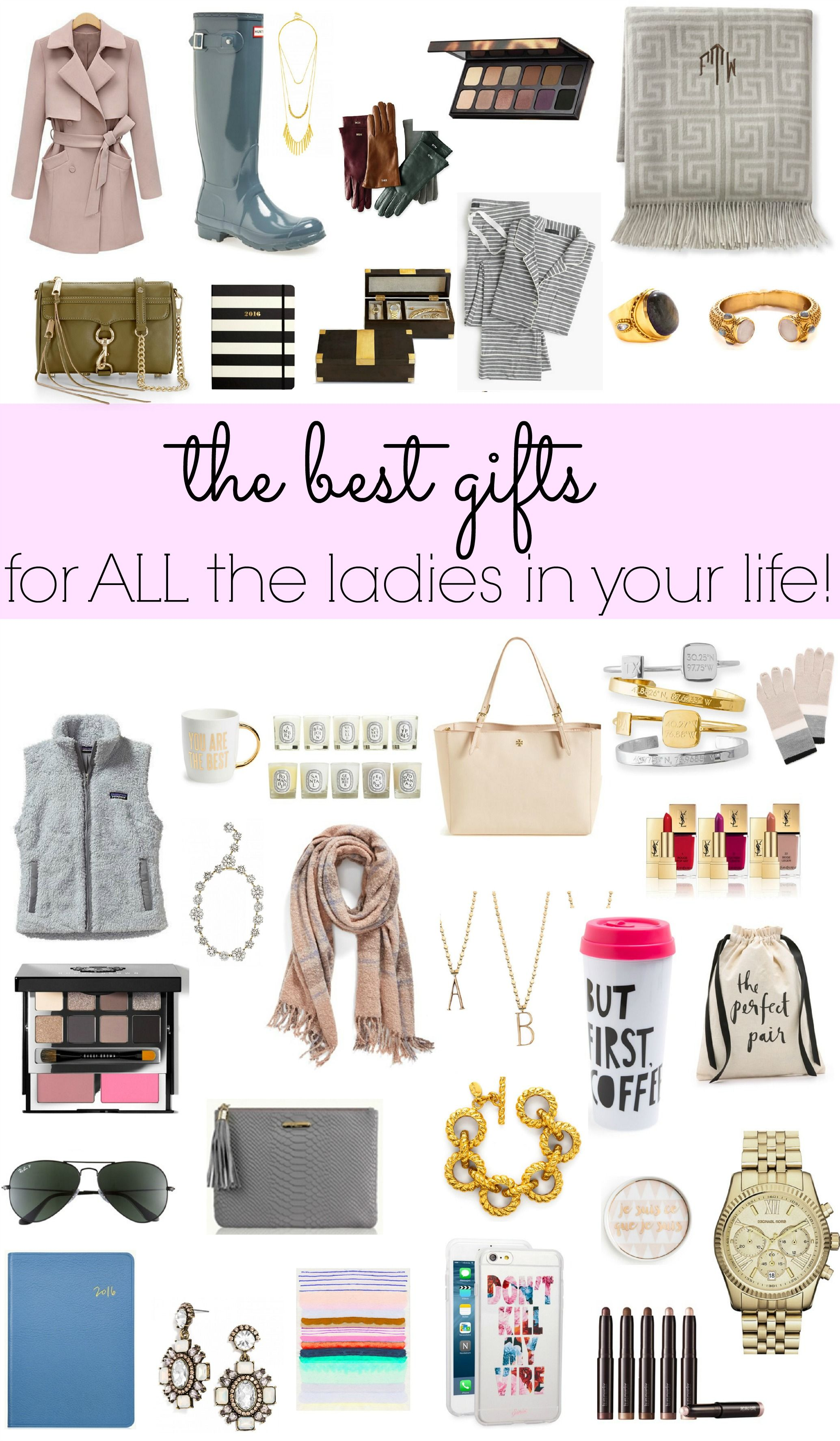 Best Gifts 2015 For Her Pinterest