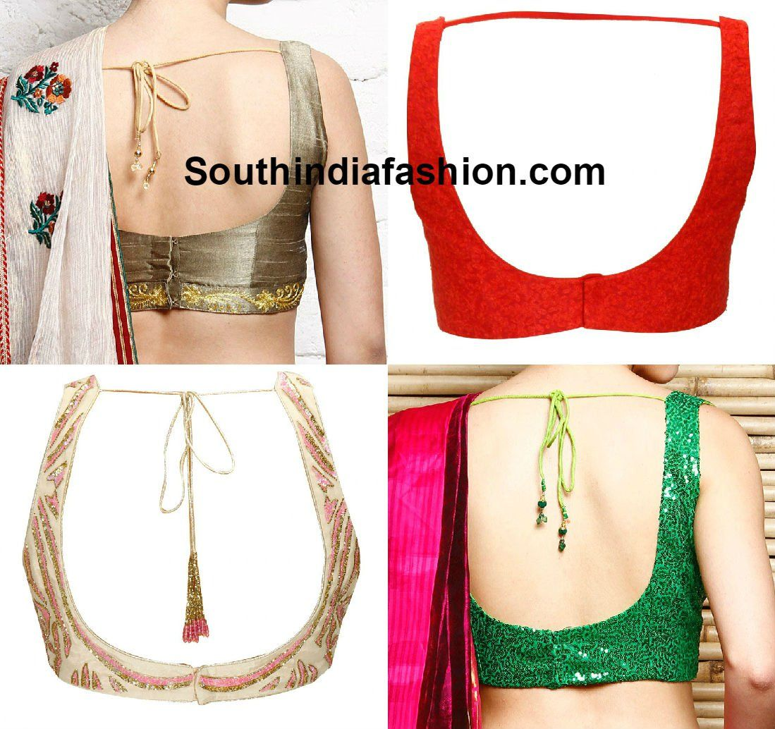 Blouse neck designs latest neck designs for saree blouse and salwar kameez neck designs neck blouse designs blouse neck patterns