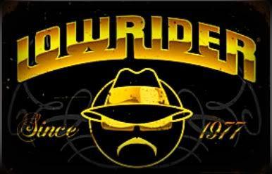 Gangsta Girls And Lowriders Wallpaper Lowrider Magazine Emblem 2012 Lowrider Magazine Tour