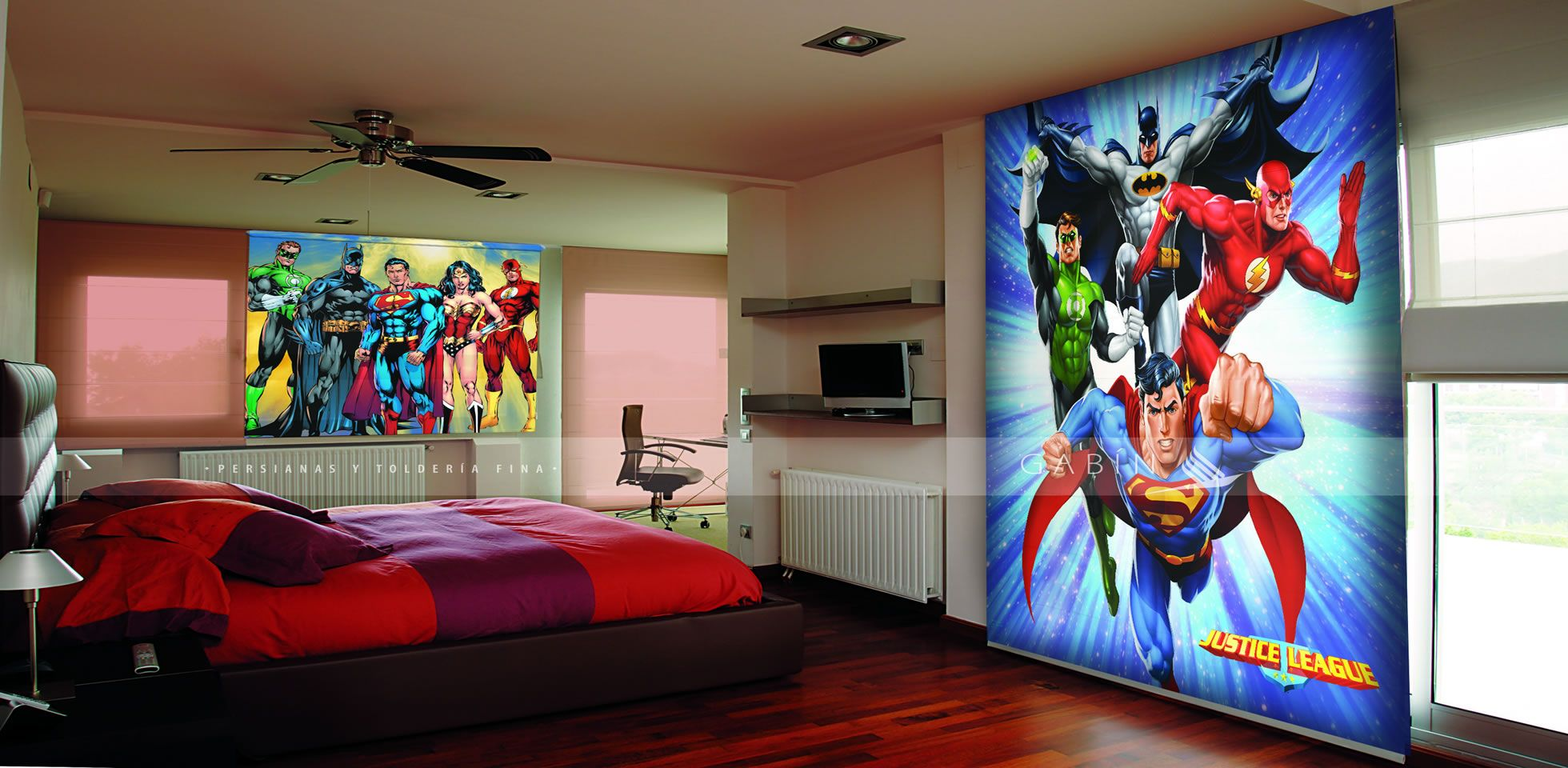 Superman Room Ideas Cortinas Infantiles Marvel Marvel Kids Room Cortinas