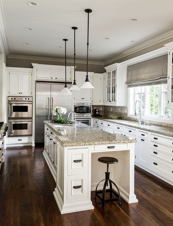65 Extraordinary traditional style kitchen designs Traditional - kitchen designers