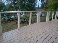 Image of: cable deck railing kits | housing decor ...