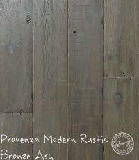 "Provenza Modern Rustic, Bronze Ash 6"" hand distressed ..."