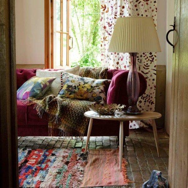 wohnzimmer deko shabby. shabby chic im wohnzimmer 55 vintage mbel ... - Shabby Chic Deko Wohnzimmer