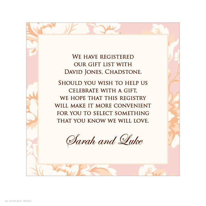 gift card for bridal shower wording bridal shower invitations - bridal shower invitation templates for word