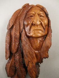 CARVE on Pinterest | 619 Images on wood carvings, carved ...