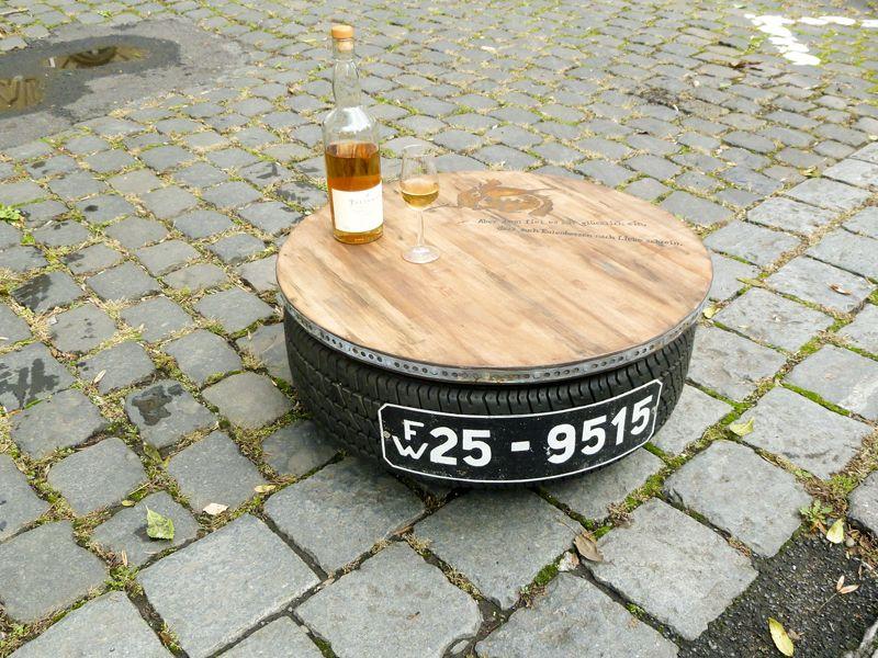 couchtisch-aus-autoreifen-tavomatico-73. lounge tisch garten ... - Couchtisch Aus Autoreifen Tavomatico