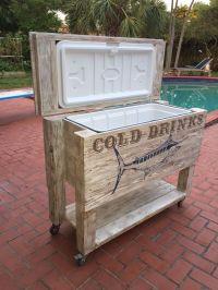 Diy Wood Patio Cooler