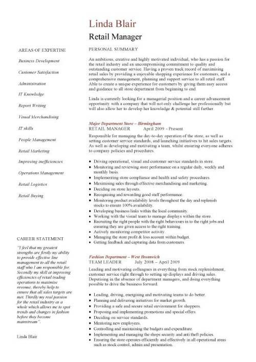 sample retail resume 44 best resume tips ideas images on