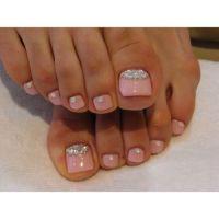 Toe Nail Designs Do It Yourself | Chic Toe Nail Art Ideas ...
