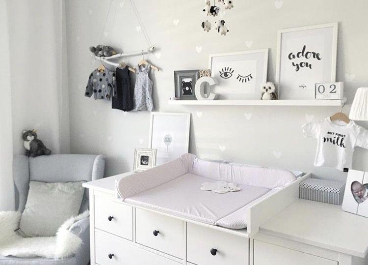 ikea #Kinderzimmer #babyzimmer #babygirl #wandsticker - wandsticker babyzimmer nice ideas