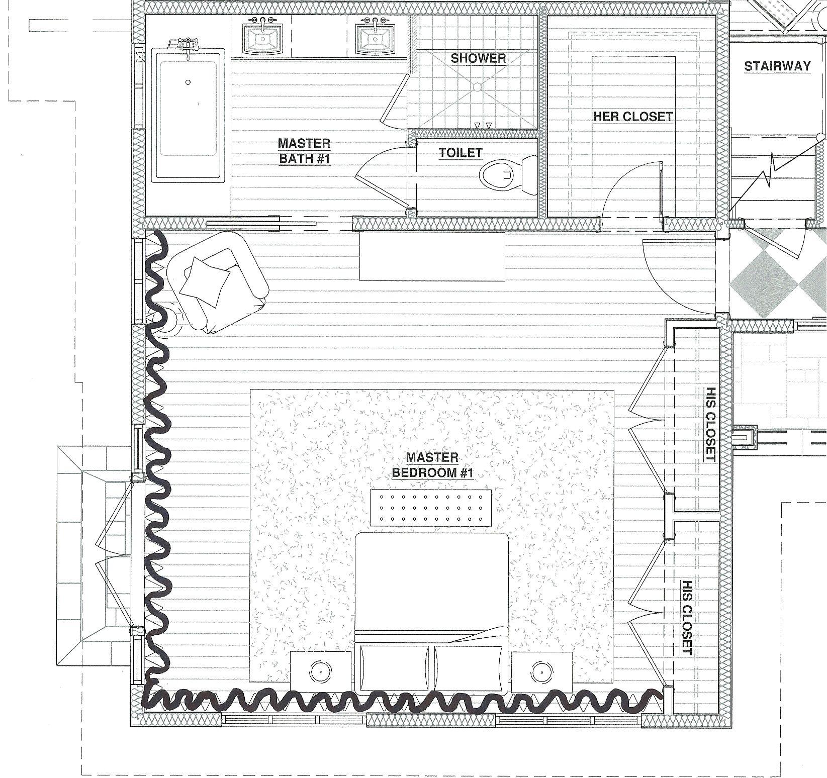 Master bedroom floor plans picture gallery of the master bedroom floor plan ideas