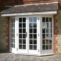 bay french doors - Google Search | Window Design Ideas ...