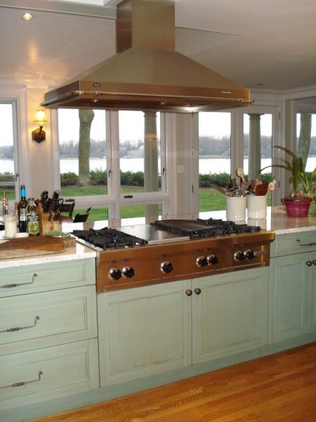 Different Kitchen Islands Kitchen Island On Pinterest | Range Hoods, Hoods And