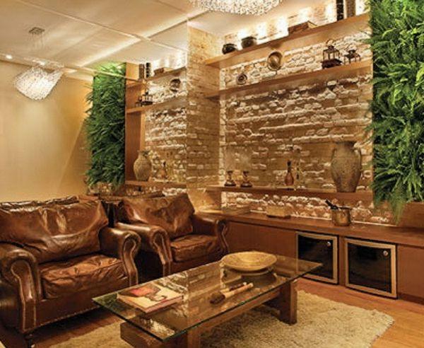 wohnzimmer-rustikal-wohnzimmermöbel-landhausstil-ledersessel-holy - landhausstil rustikal wohnzimmer