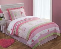 Princess Fairies Bedding for Little Girls 3pc Full/Queen ...