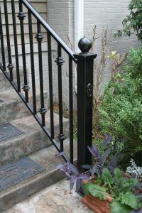 Railing! visit stonecountyironworks.com for more wrought