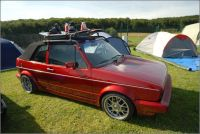 VW cabriolet Roof Rack | Rare Mk1 Cabrio Roof Rack ...