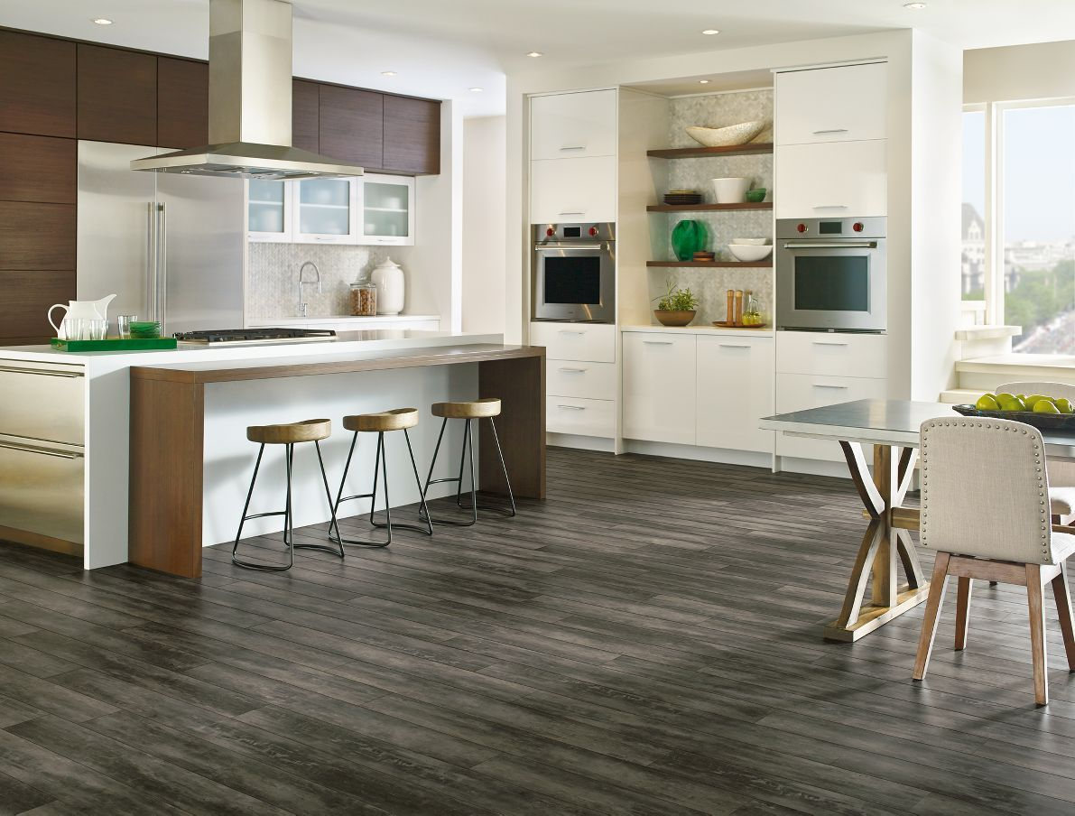 Suelos Armstrong Armstrong Luxury Vinyl Plank Flooring Lvp Gray Wood