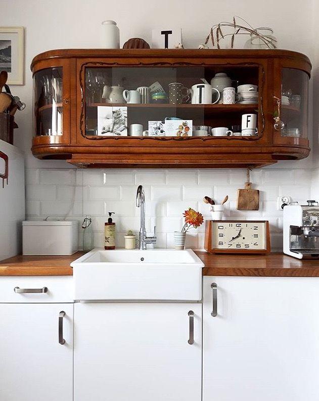 Dekoideen fur die kuche knappes budget auffrischen  Dekoideen-fur-die-kuche-knappes-budget-auffrischen-111. beautiful ...