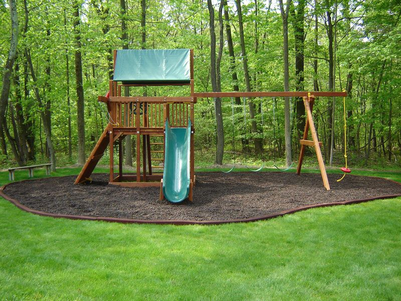 Home and Garden Design Ideau0027s Idea Playground 1 Landscaping - home playground ideas