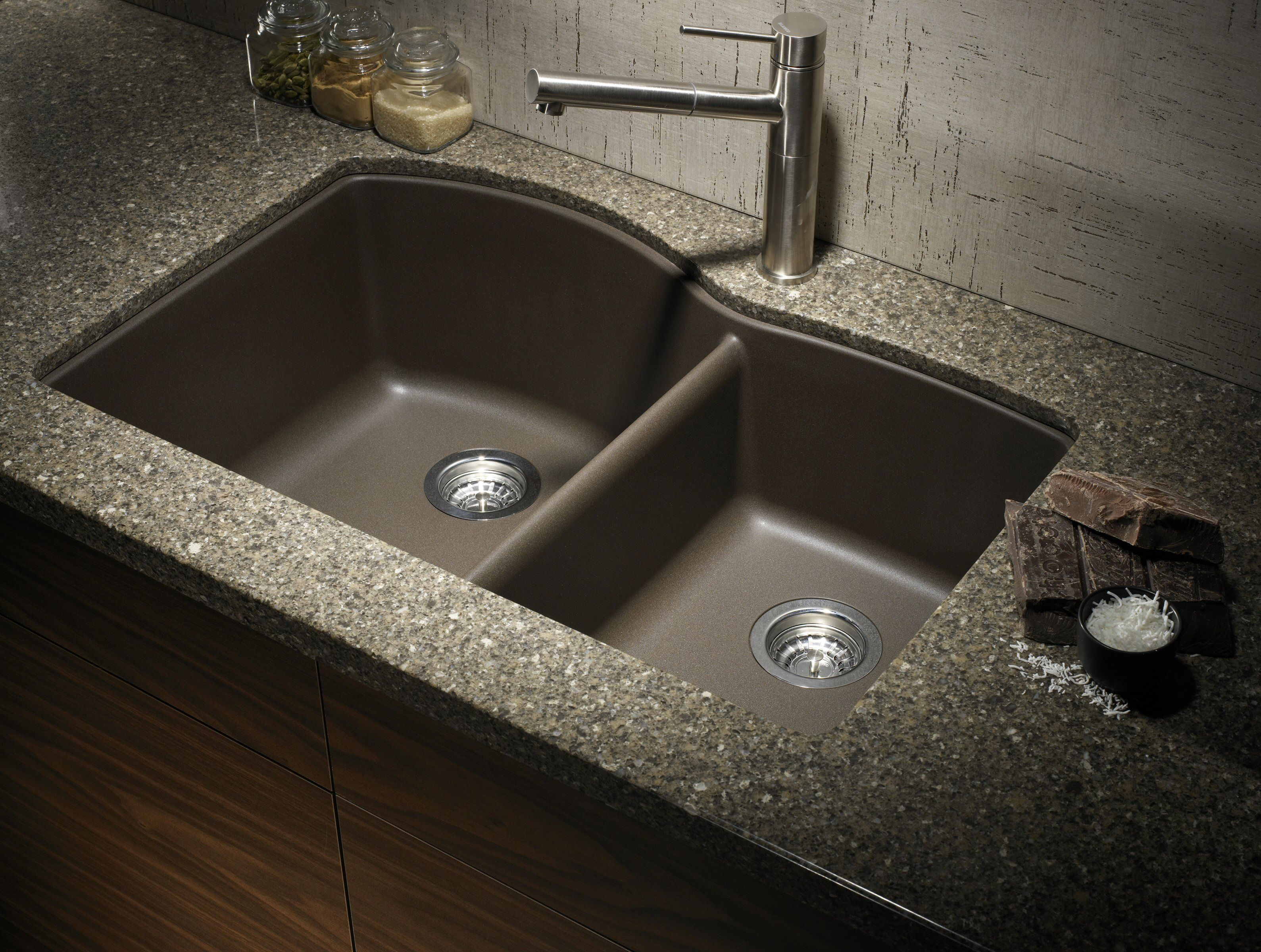 kitchen sink kitchen sink low light grey faucet