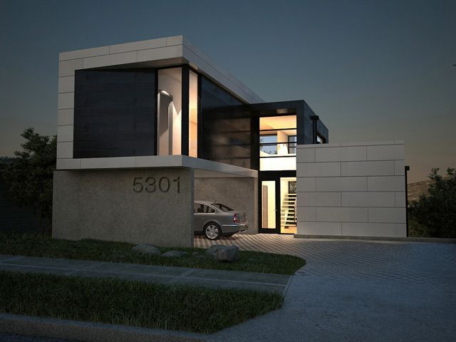 Modern small house design pictures Home and house style - modern small house design
