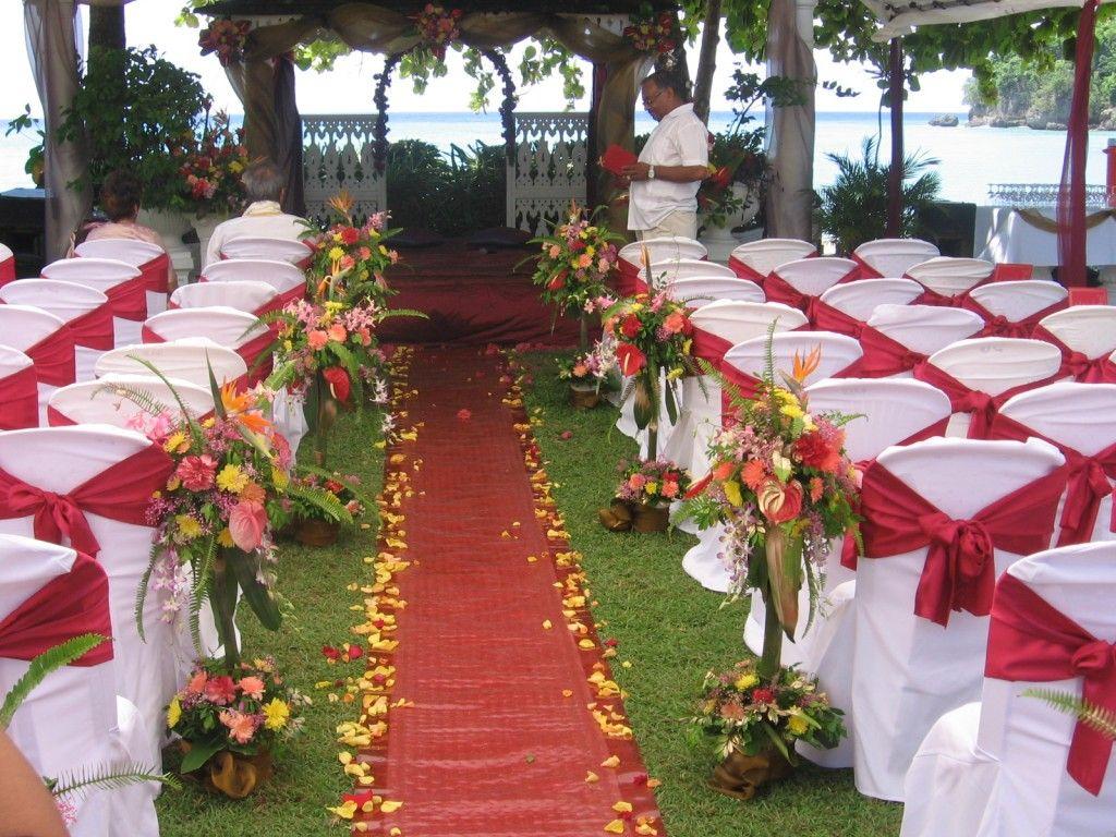 wedding decoration ideas wedding decorations Outdoor Wedding Decoration Ideas Party Ideas