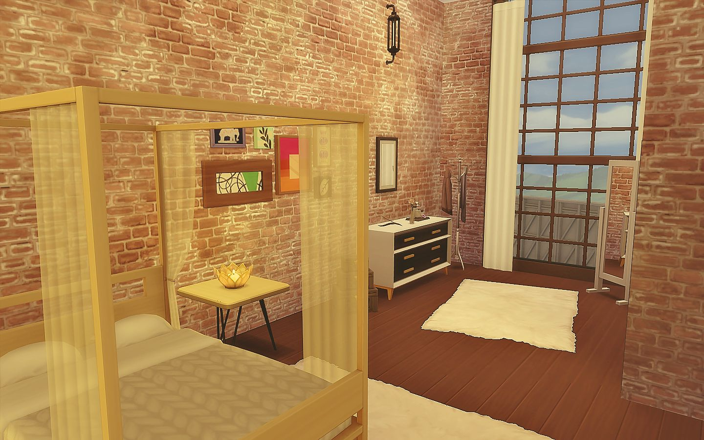Esszimmer Sims 4 House The Sims 4 Cobertura Penthouse Download Sims