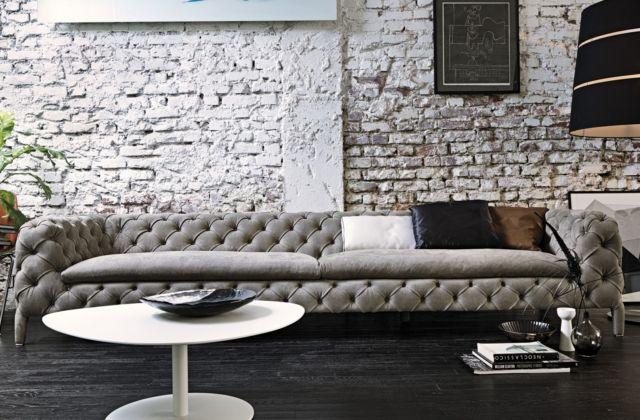 Windsor sofa \/\/ Manzoni \ Tapinassi for Arketipo Furniture - designer sofa windsor arketipo