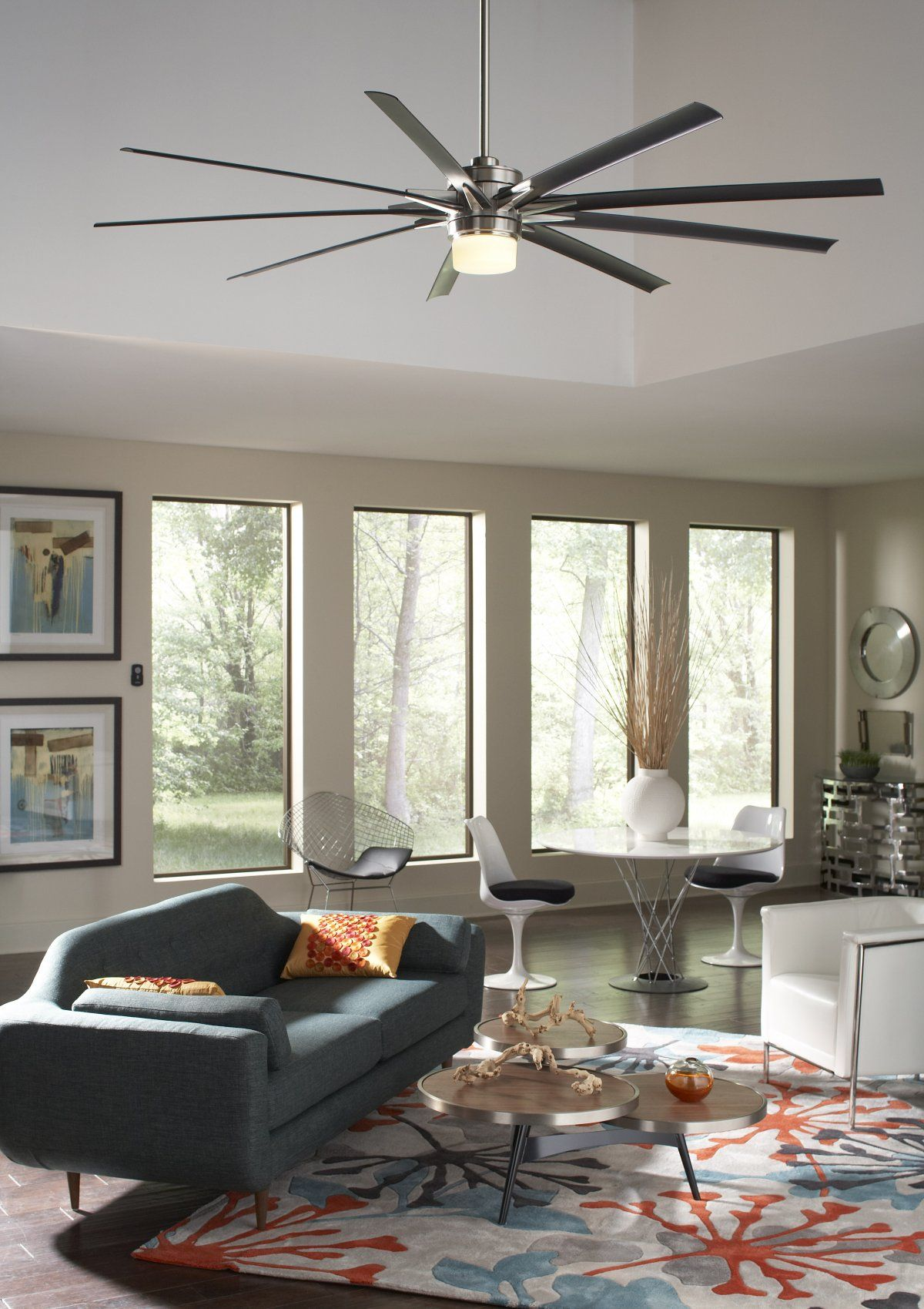 Interior Ceiling Fans Decorating With Ceiling Fans Interior Design Ideas That