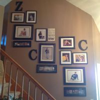 Picture arranging on wall | Ideas for my house | Pinterest ...
