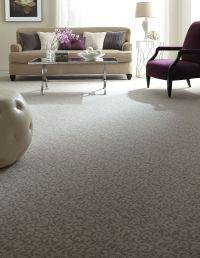 Vine Patterned Carpet | Neutral Flooring | Living Room ...