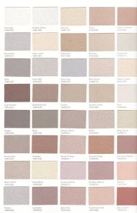 Different stucco colors for the exterior of your house ...