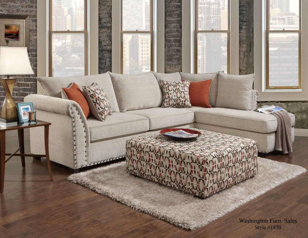 1850 Patton Beige Sectional Sectionals Pinterest Beige - beige couch living room