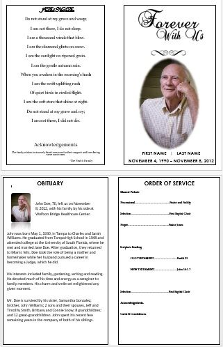 How to Create a Memorial Invitation for your Fatheru0027s Funeral - invitation for funeral