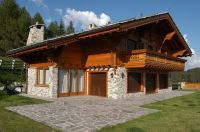 swiss chalet style house   Swiss Chalet House Plans ...