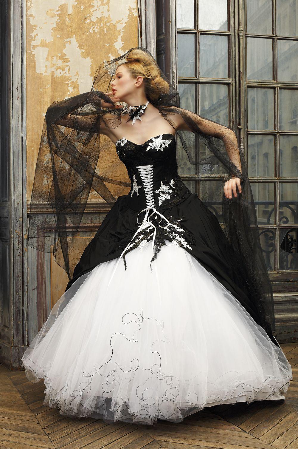 wedding dresses black black wedding dresses eli shay wedding dress collections u jewelry white black u corset and taffeta skirt trimmed