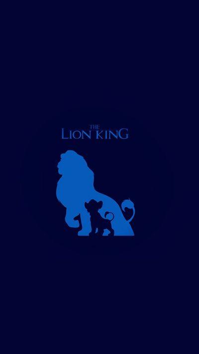 The Lion King Blur Minimal Art #iPhone #5s #wallpaper | iPhone SE Wallpapers | Pinterest ...