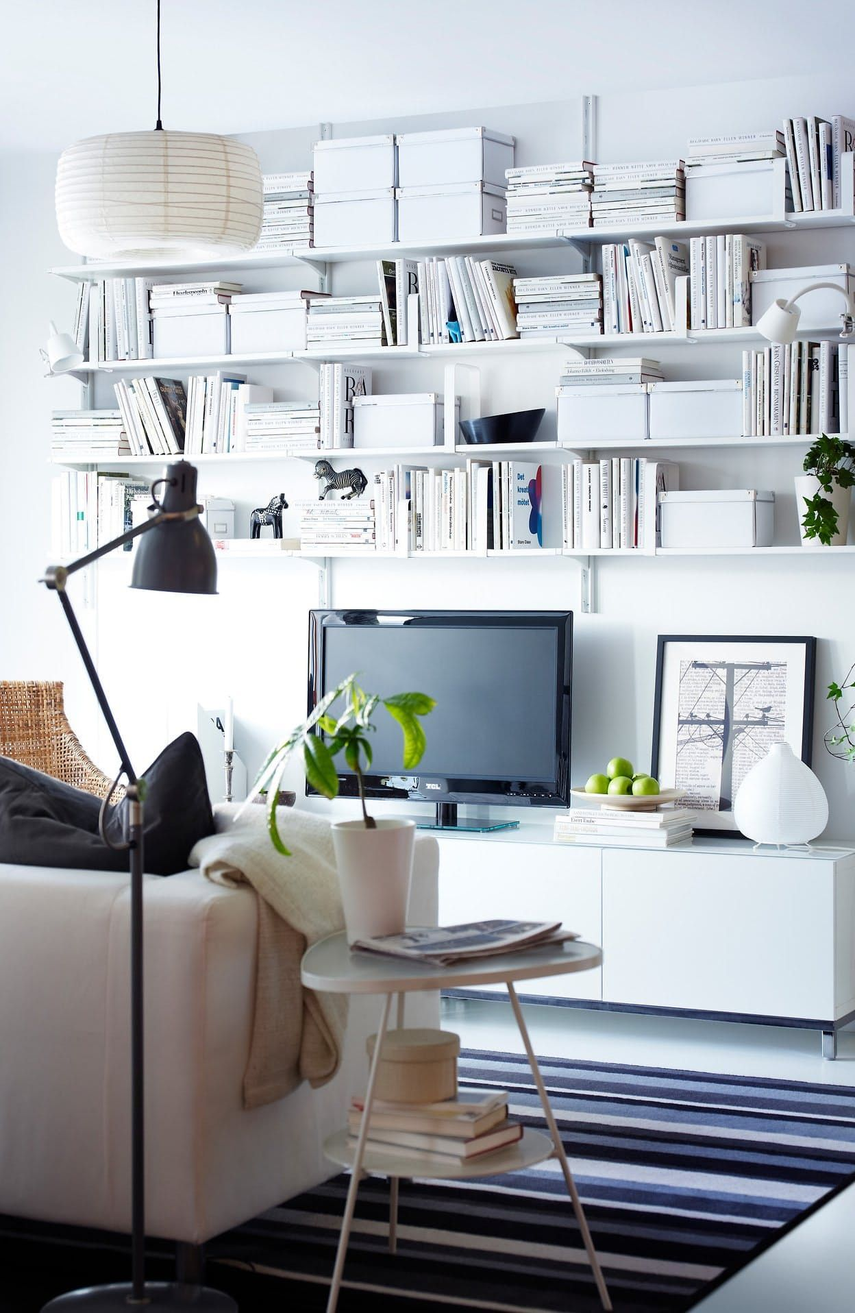 High medium low the best sources for wall mounted shelving apartment