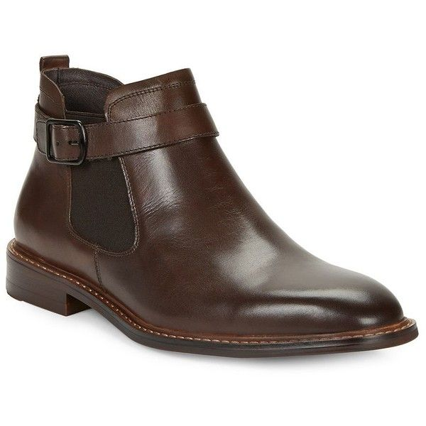 Kenneth Cole New York Sum Times Leather Chelsea Boots 482
