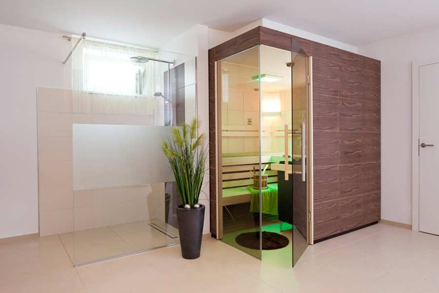 Egal ob im Badezimmer, im Garten, Keller oder Wellnessbereich - badezimmer egal wo